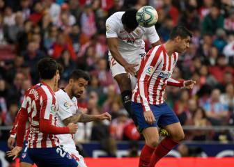 Ocampos empata de penalti tras verlo el árbitro en el VAR 1