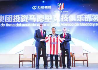Wanda se ha llevado a todos los jugadores chinos a San Rafael 1