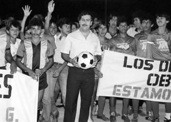Fútbol y droga en los 80