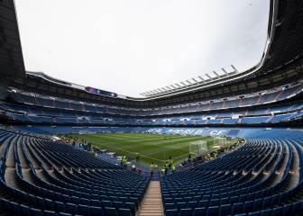 El Madrid cede el Bernabéu: almacenará material sanitario