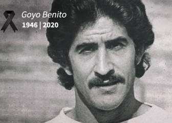 Muere Goyo Benito, el central de las seis Ligas y cinco Copas