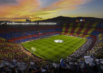 Un investigador aconseja no abrir el Camp Nou hasta otoño