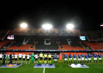 El Valencia envía una queja a la UEFA por la propuesta de la RFEF 1