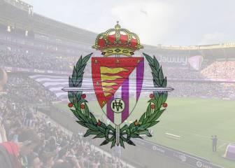 Once leyendas del Real Valladolid por dorsales 1