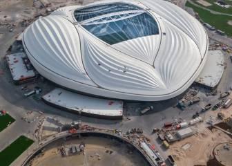El Comité de Organización y Legado celebra el aniversario de la apertura del estadio Al-Janoub 1