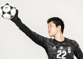 "La portera japonesa del Oviedo increpada: ""Vete, fuera, corona"""
