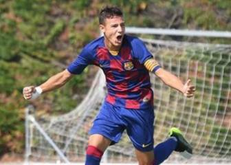 El United 'pesca' en la Masia: ficha al cadete Marc Jurado
