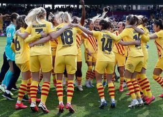 Fútbol femenino: El Barça iguala al Athletic como el club más laureado 1