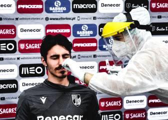 El Famalicao anuncia cinco positivos por coronavirus, tres de ellos de futbolistas