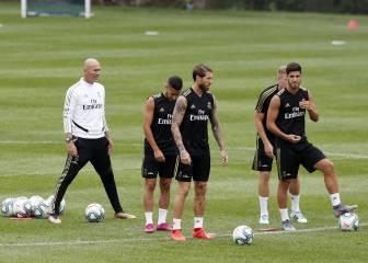 """El Madrid en Valdebebas """"lo que dure la puerta cerrada"""" 1"""