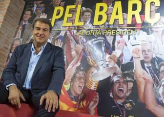 """Barcelona   Laporta: """"Como culé, no quiero ganar LaLiga en los despachos"""" 1"""