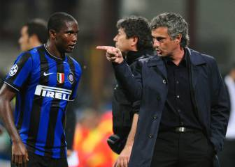 """Eto'o: """"Mourinho me convenció enviándome una foto"""" 1"""