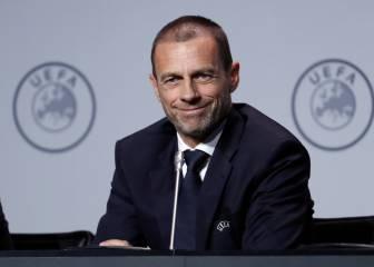 La UEFA confía en que otoño ya haya partidos con público