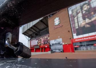 Un informe atribuye 41 muertes por coronavirus al Liverpool-Atleti