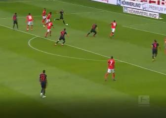 Imaginense el mejor gol creado jamás por Xavi e Iniesta y luego vean este gol del Leipzig: bárbaro