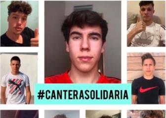 #CanteraSolidaria, la campaña que busca recaudar fondos para los más desfavorecidos