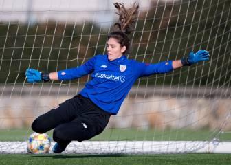 Amaia Peña regresa al Athletic tras su paso por Estados Unidos