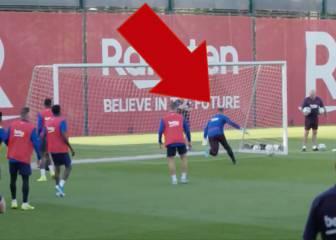 ¿Que por qué Messi adora a Ansu? El gol de dibujos animados que Ter Stegen sigue buscando