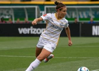El fútbol femenino, el primero en volver en Estados Unidos