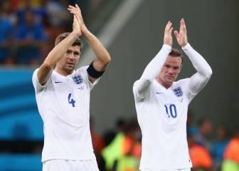 Rodallega desvela las noches locas de Rooney y Gerrard