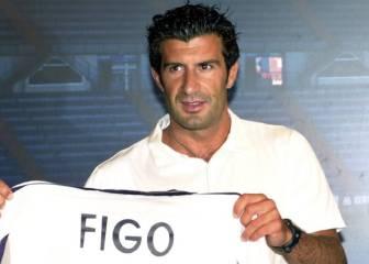 """Real Madrid   Figo aún se siente """"extremadamente feliz"""" de su fichaje por el Madrid 2"""