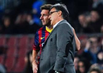 Martino afirma que su año en el Barça fue el peor de su carrera