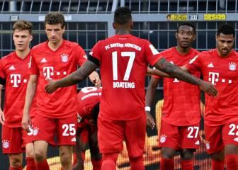 Los jugadores del Bayern aceptan otro recorte salarial