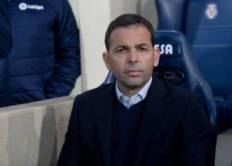 Villarreal Calleja es el único de que ya sabe lo que es engancharse a la Liga tras dos meses fuera 2