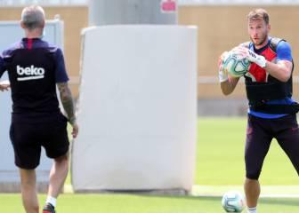 La cuenta atrás del Barça para LaLiga (9): así llega Neto