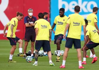 Barcelona Cinco jugadores y dos técnicos del Barça dieron positivo por coronavirus, según RAC1 2