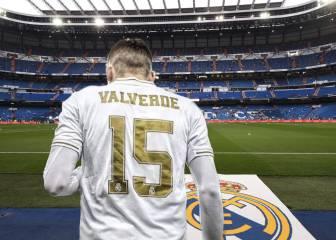 Cinco años con Fede Valverde