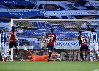 El nuevo fútbol sonríe a Osasuna y apaga a la Real Sociedad