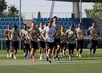 Optimismo con Hazard y Ramos