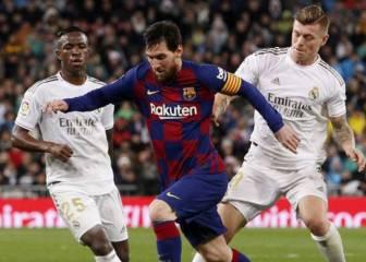 Últimos partidos de Real Madrid y Barcelona para ser campeón