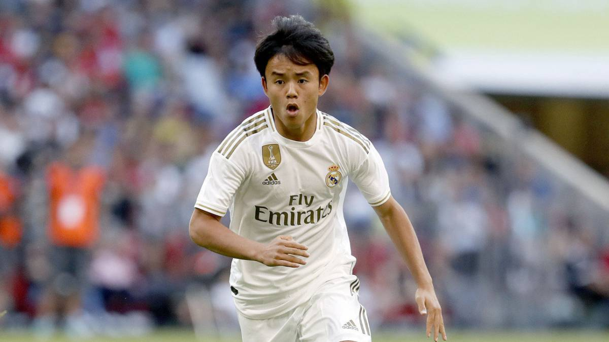 """Kubo's-'no'-to-Barça:-""""Does-Madrid-really-want-me?"""""""