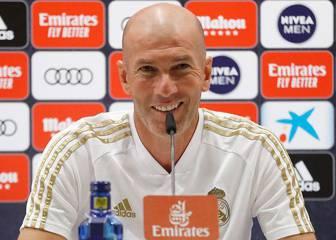 """Zidane y las quejas del Madrid: """"Cada uno hace su trabajo"""""""