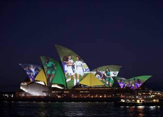 La Ópera de Sidney espera al Mundial femenino 2023