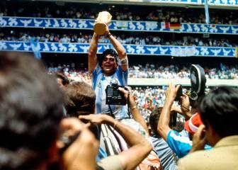 34 años de la final del Mundial de México 86