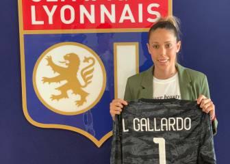 Oficial: la portera española Lola Gallardo ficha por el Lyon
