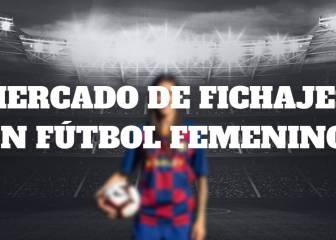Fichajes de la Primera Iberdrola 20/21: altas y bajas del fútbol femenino