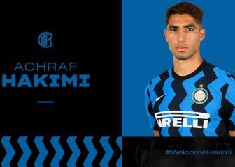 Oficial: Achraf ya es del Inter