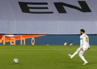 "Soria, sobre el penalti: ""Pensé que Ramos iba a imitar a Messi..."""