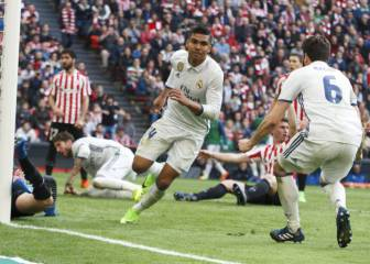 Un Real Madrid lanzado hacia el título es el favorito en San Mamés para las casas de apuestas