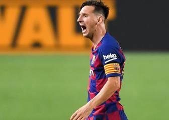 Messi puede dejar a Bartomeu sin su foto de fin de mandato