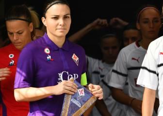 El Atleti, cerca de fichar a la defensa italiana Alia Guagni
