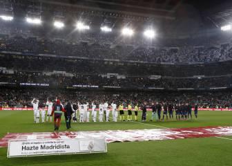 El Bernabéu, más índice de ocupación que el Camp Nou