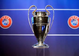 Sorteo Champions League: horario, TV y cómo ver online hoy 2