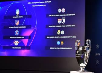 Champions: un lado con 26 Copas de Europa y el otro, con ninguna