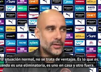 ¿Miedo, respeto o humildad? Guardiola sobre el Madrid...