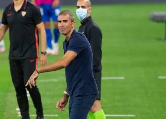 Garitano se lleva sólo a 22 a Valencia, con cuatro del filial 2